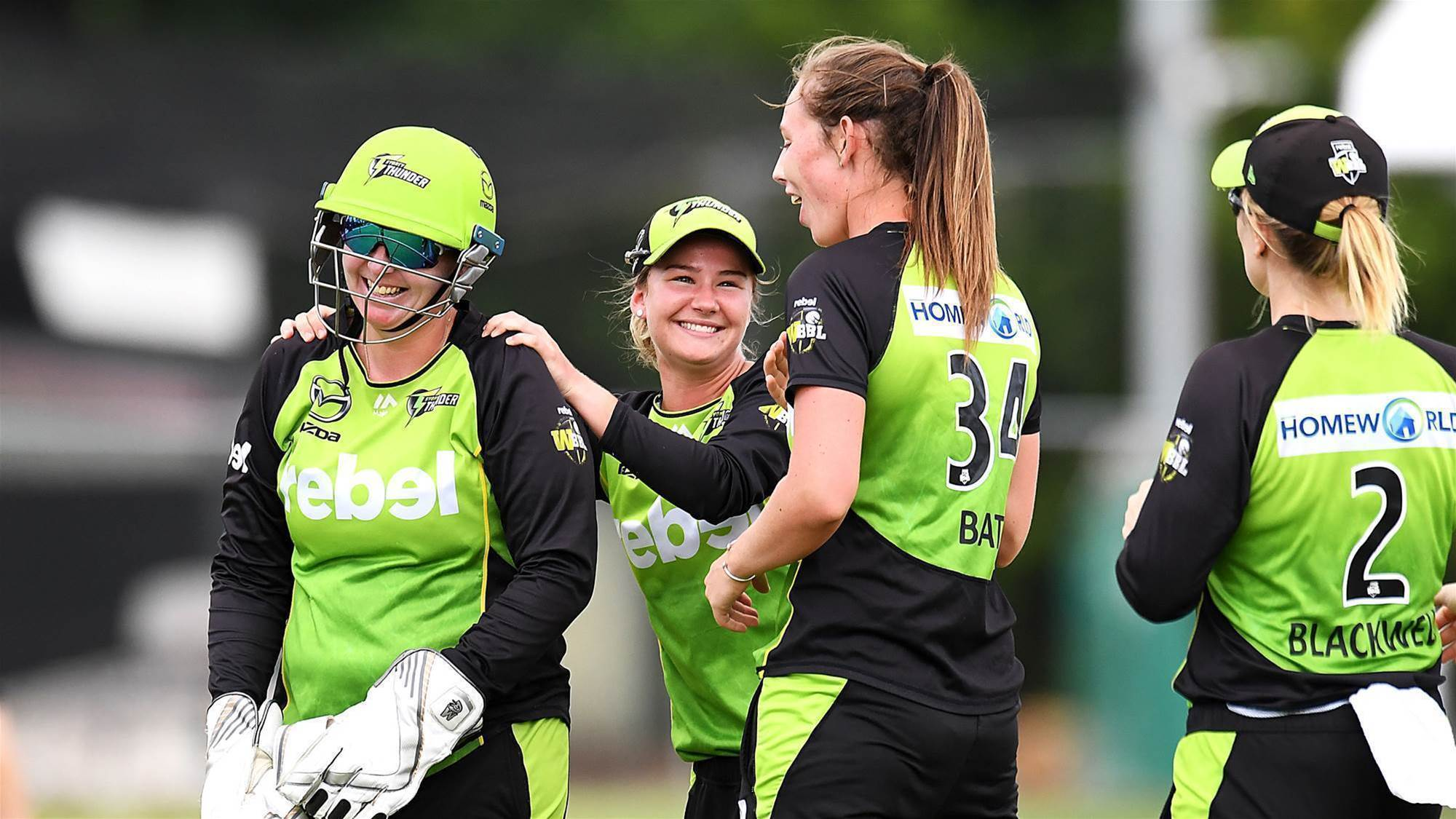 WBBL Semi-final Preview: Sydney Thunder vs Perth Scorchers