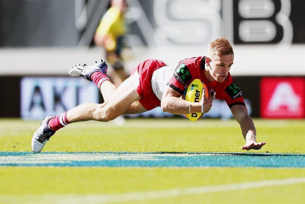 Dufty re-signs with Dragons