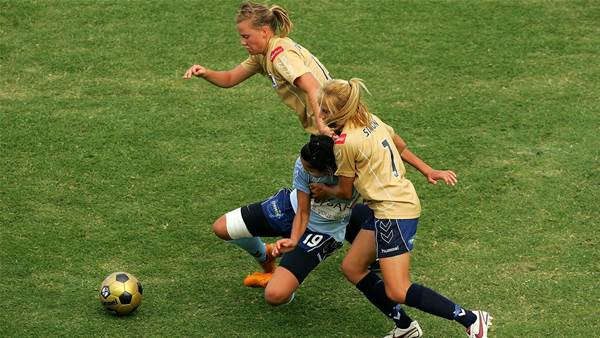 Jets duo eye 'emotional' return to W-League finals