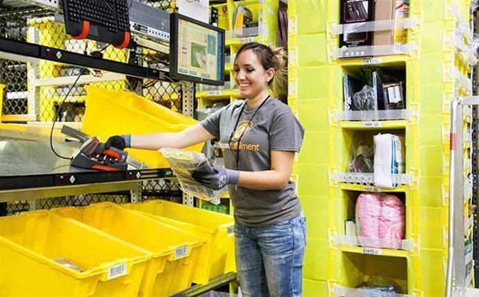 Amazon.com still finding its feet in Australia