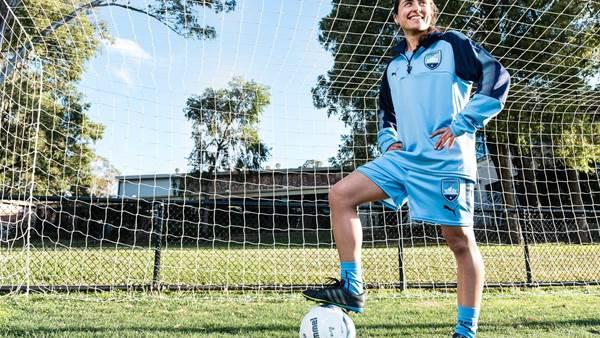 Polias: Sydney's Giant reaches 100 game milestone