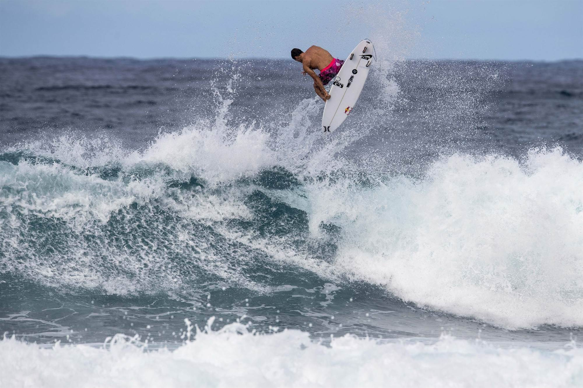 Julian Wilson:  Serious about the World Title. Serious about Fun.