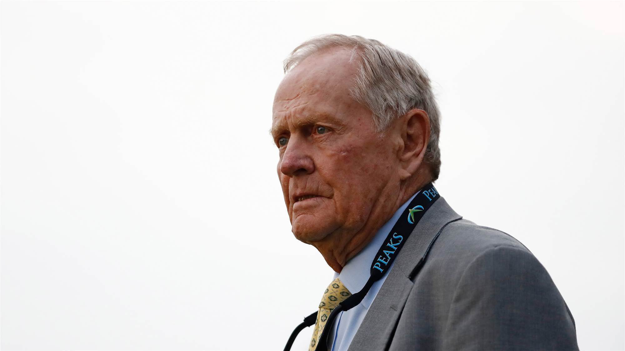 Nicklaus cuts workload to focus on family