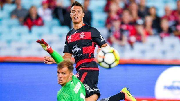 Ikonomidis not thinking about Socceroos