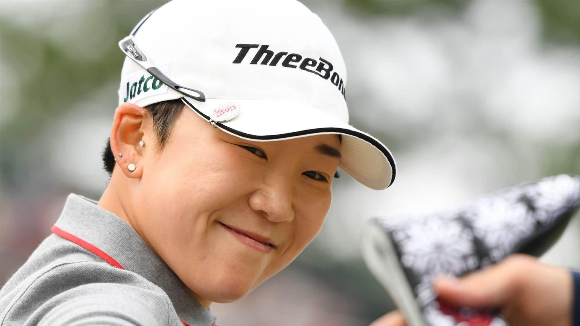 Shin wins Classic as Minjee Lee stumbles