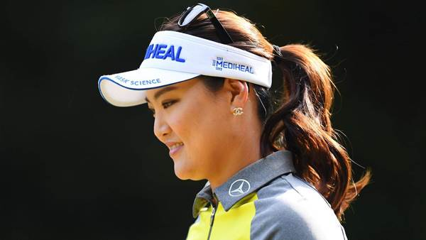 """WOMEN'S OPEN: Ryu says, """"I cannot wait to get back to No.1"""""""