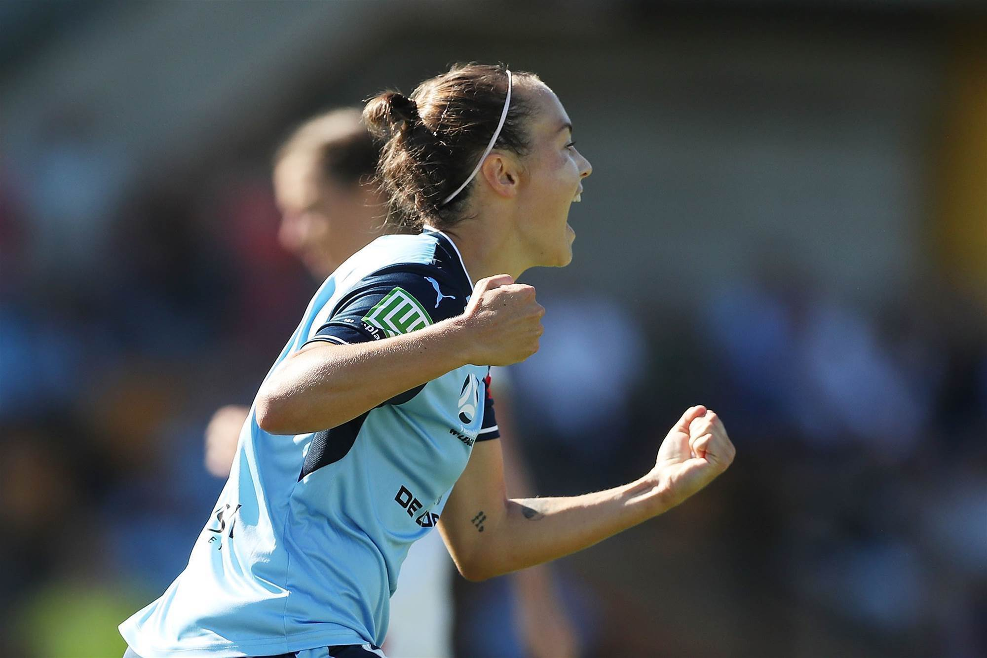W-League Grand Final: We're playing for Caitlin says Sydney