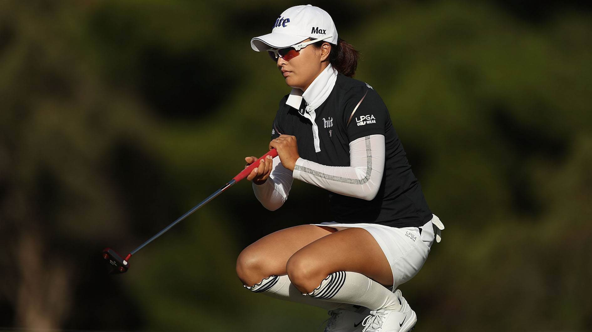 WOMEN'S OPEN: South Koreans loom large as Aussies falter