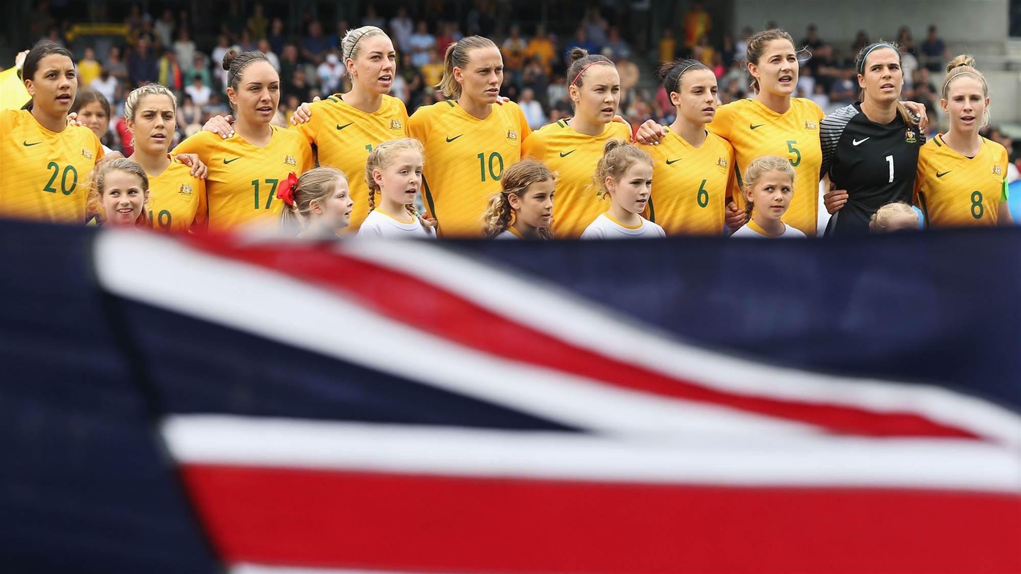 Matildas announce Algarve Cup squad