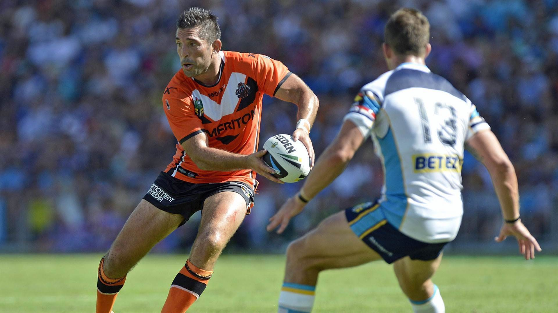 Braith Anasta: What it means to be called overrated
