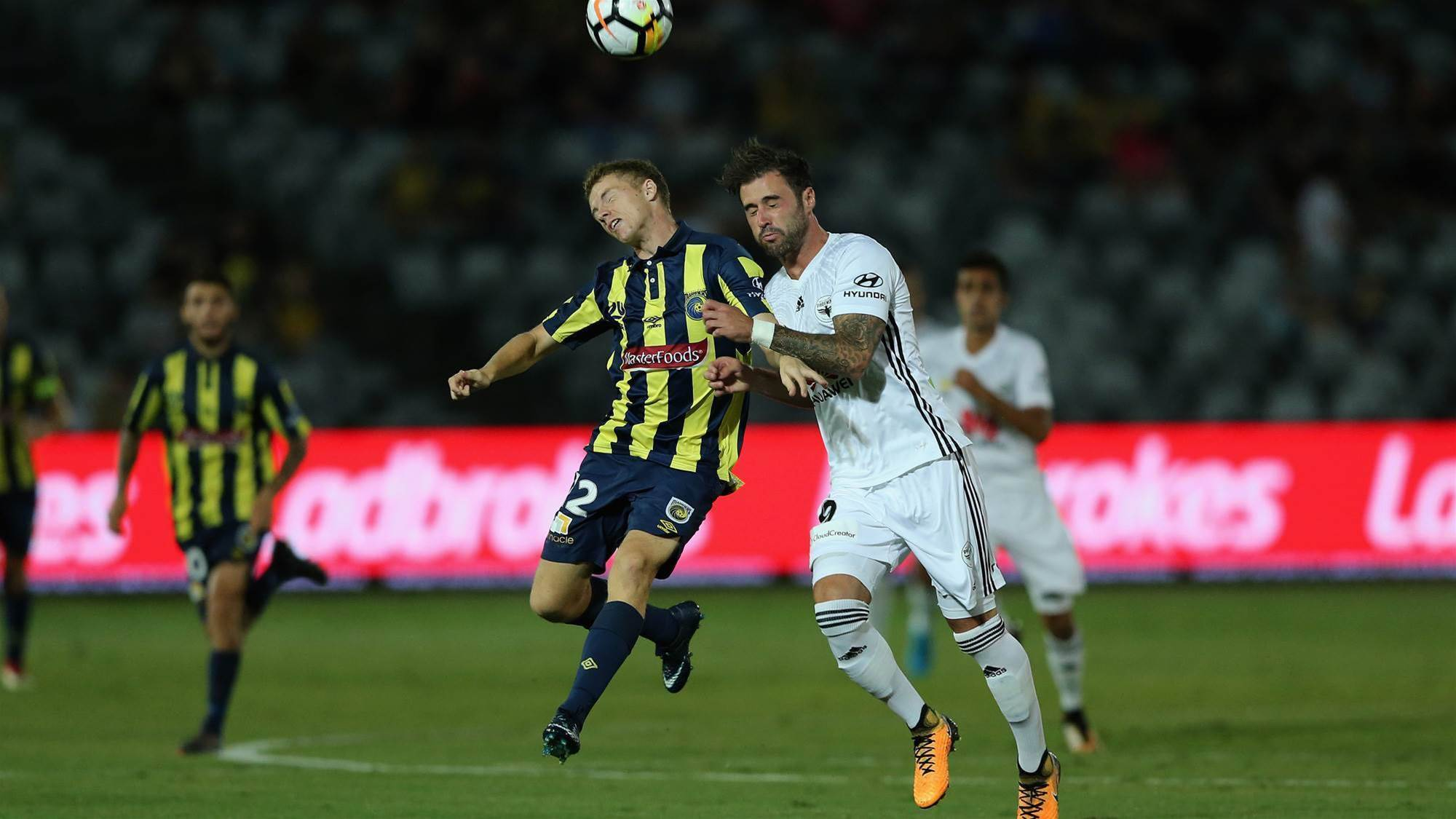 Central Coast Mariners v Wellington Phoenix player ratings