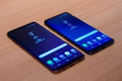 Hands-on with Samsung's new Galaxy S9