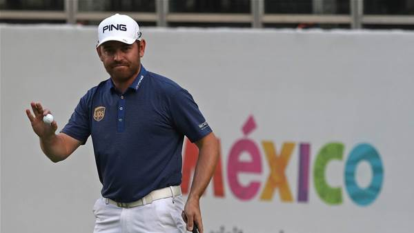 Flawless Oosthuizen leads WGC in Mexico