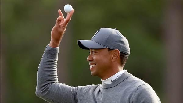 Tiger shines at Valspar ahead of Masters