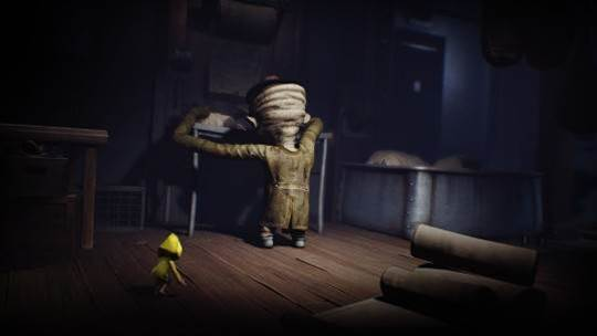 Little Nightmares coming to Switch