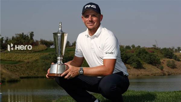 Wallace wins Indian Open in playoff
