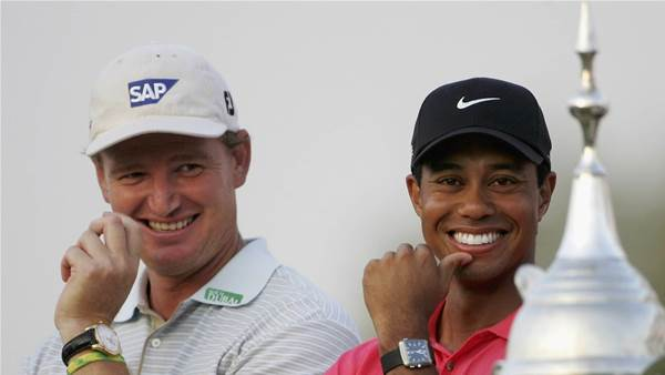Woods, Els to be Cup captains in Melbourne