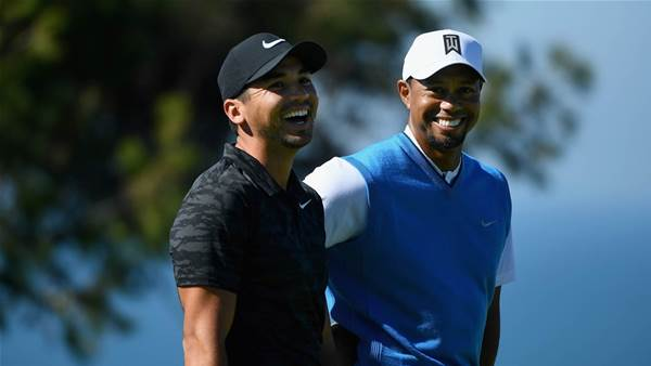 Day out to 'stop' resurgent friend Woods