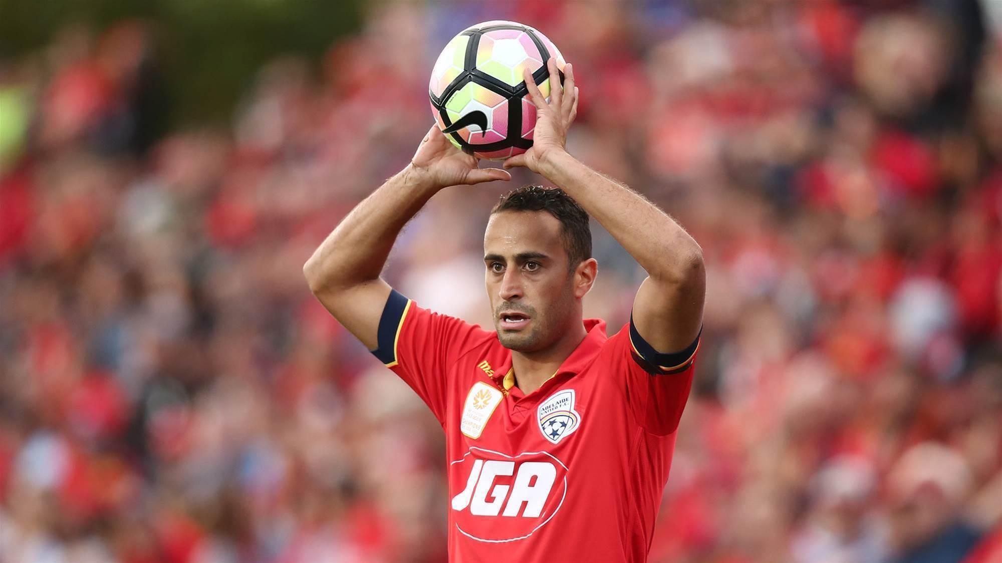 Wanderers targets dumped for Adelaide United v Melbourne City clash