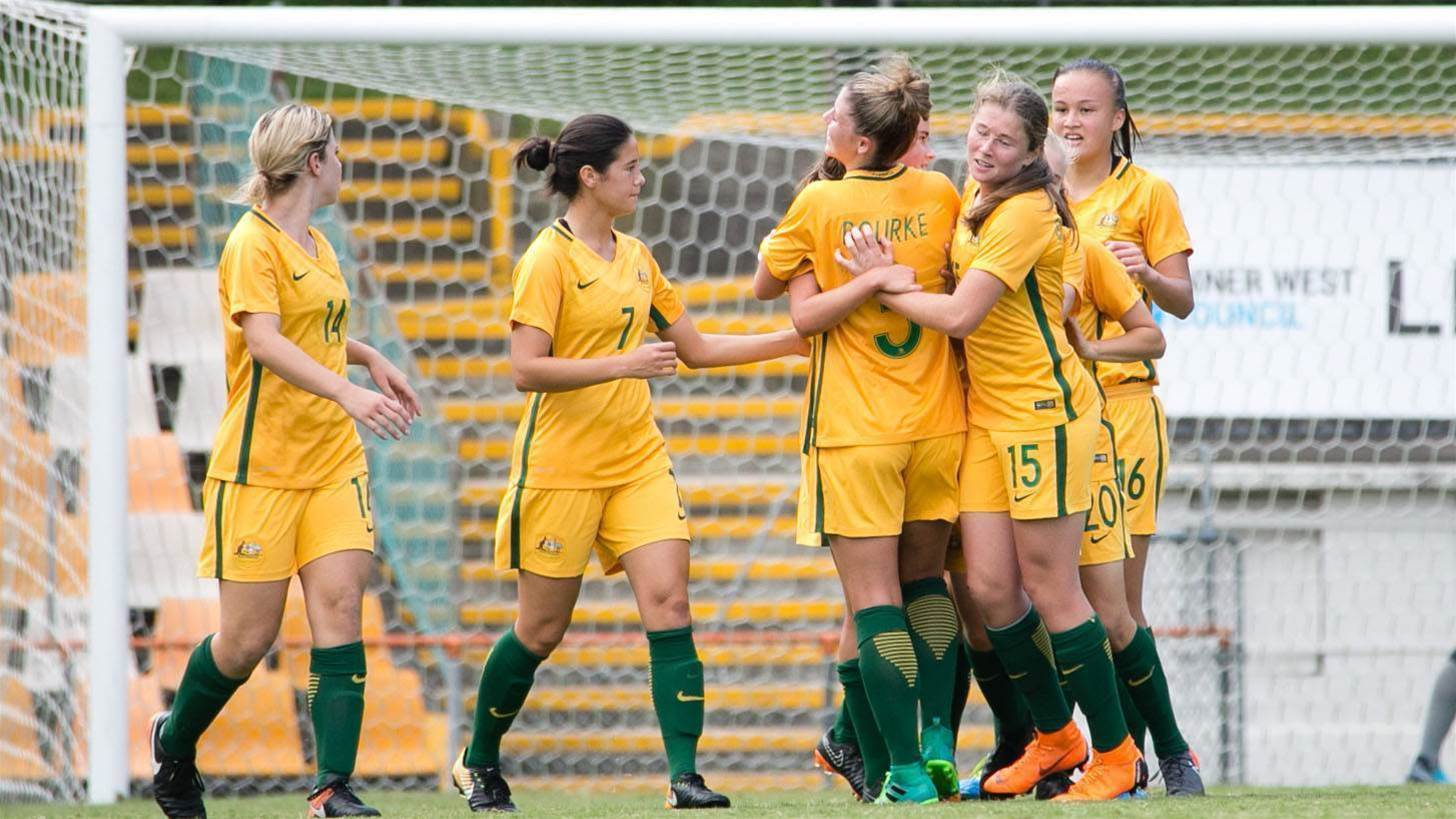Match analysis: Midfield duo fires Young Matildas to victory