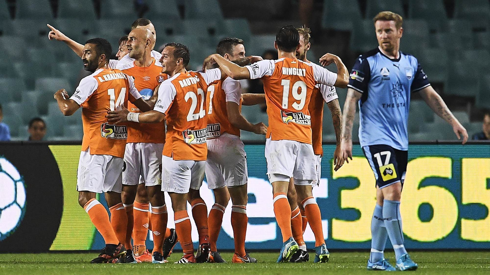 Sydney FC v Brisbane Roar player ratings