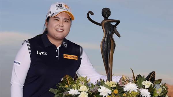 Park smashes field for Founders Cup win
