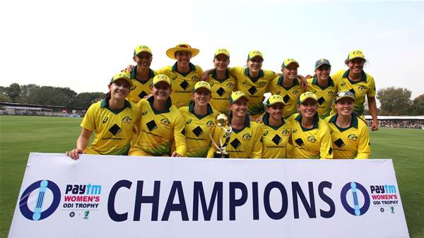 Australia thump India to complete clean sweep