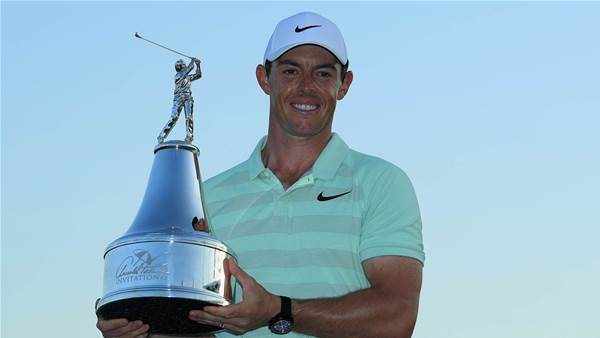 McIlroy wins PGA Palmer event at Bay Hill
