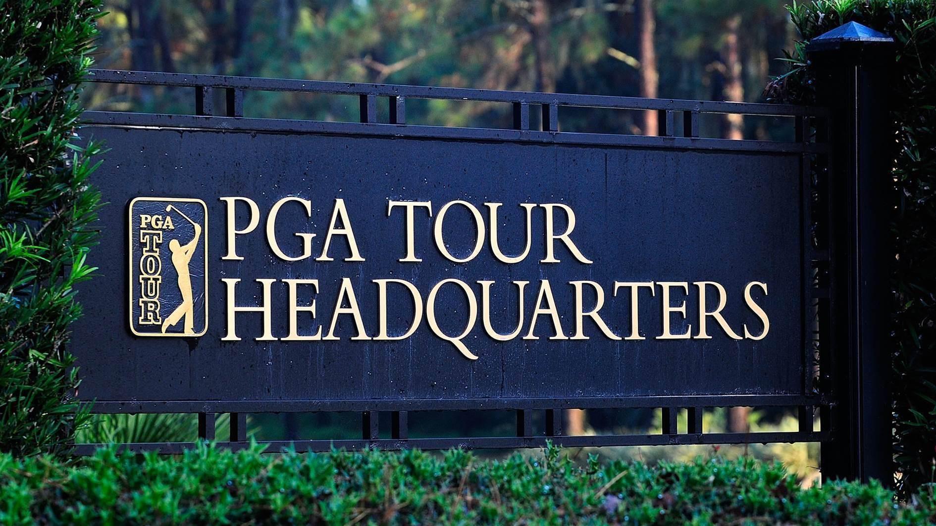 Australian and US PGA Tours sign development agreement
