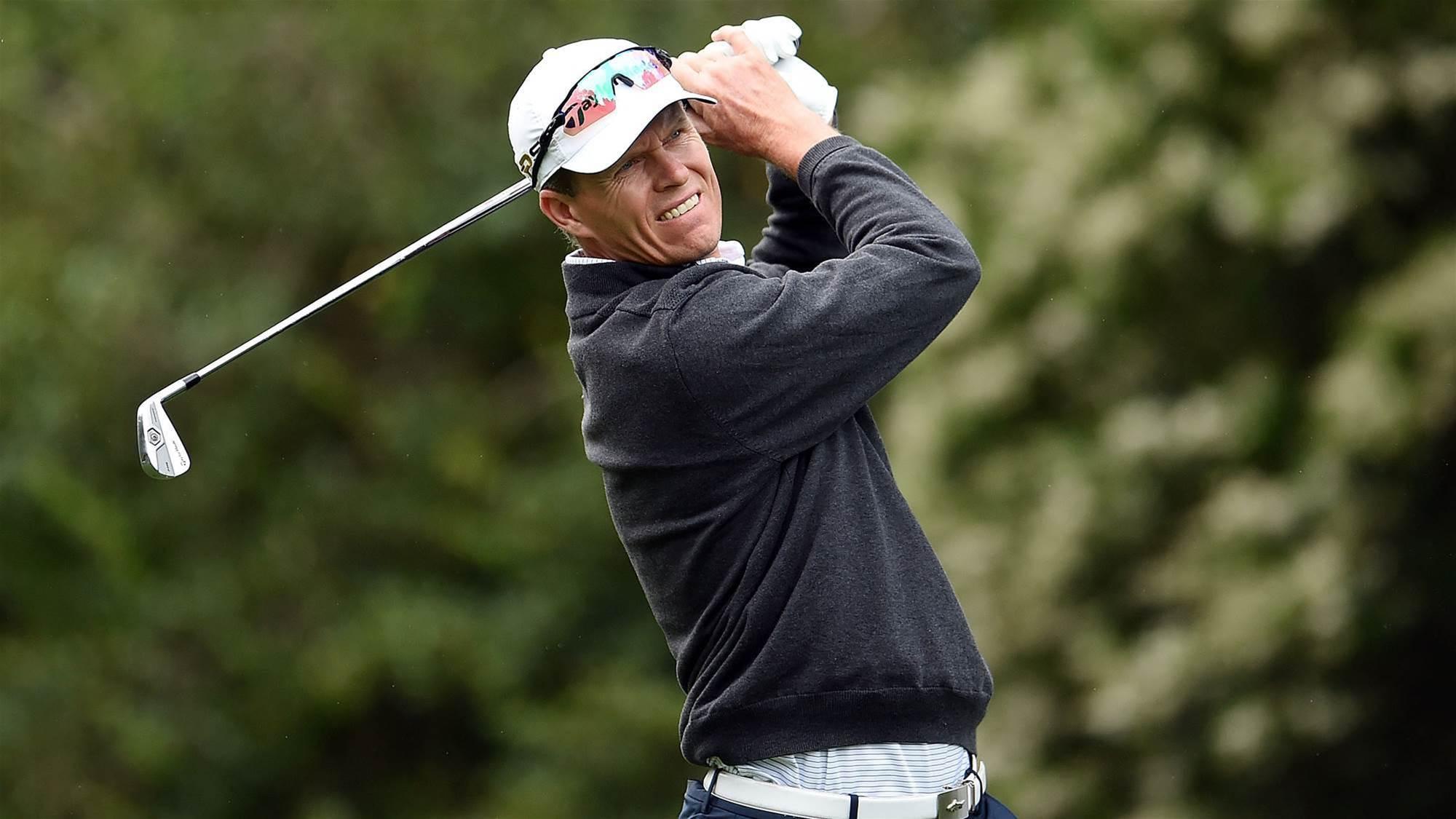 John Senden set for return to US golf