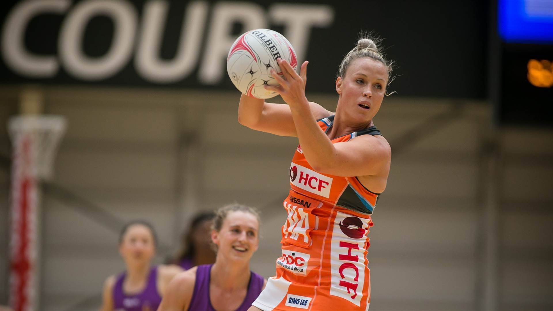 Kimberlee Green: why I mentor young netballers