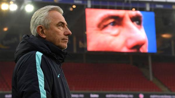Van Marwijk ready for Roo changes