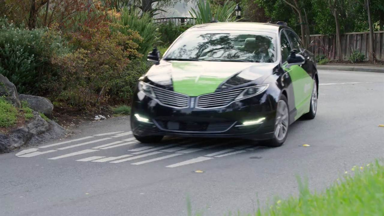 Nvidia halts self-driving tests in wake of Uber fatality