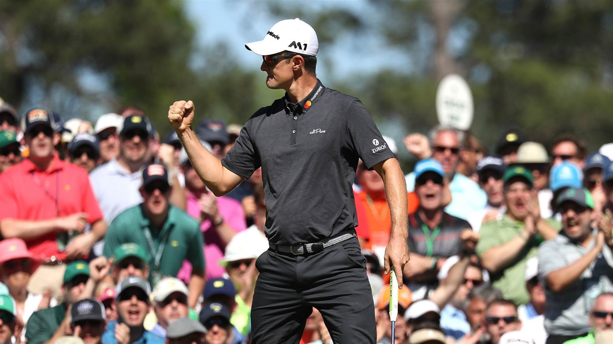 Justin Rose: 'My time' to win Masters