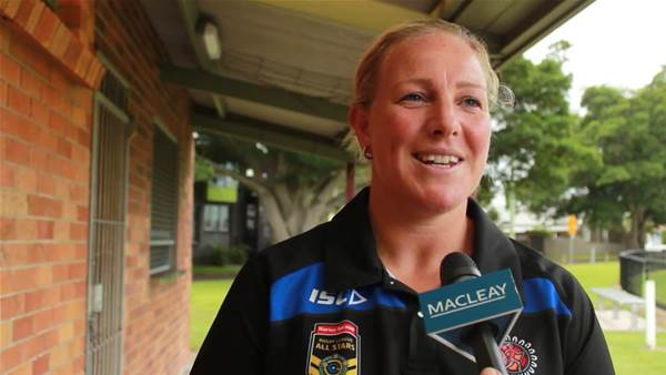 Bec Young disappointed but looking forward to new competition