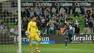 Deng that's good! Melbourne Victory defender's stunning goal