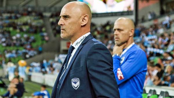 Double standards? Muscat slams 'distraught' Kosta's stomp red
