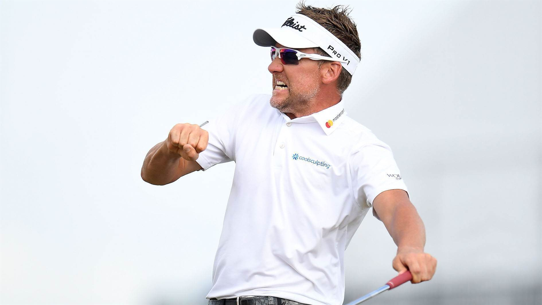 Poulter off to Masters with Houston win