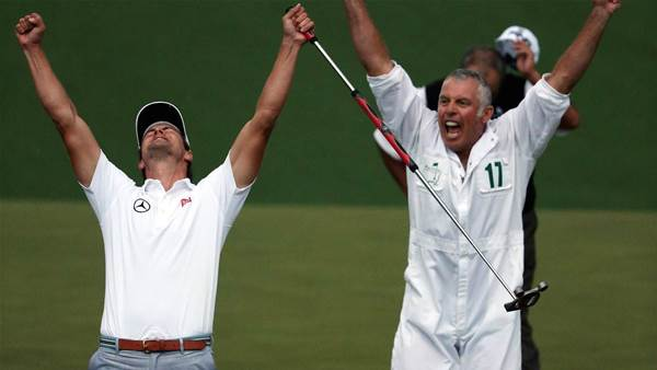 Scott eyes Masters without caddie Williams