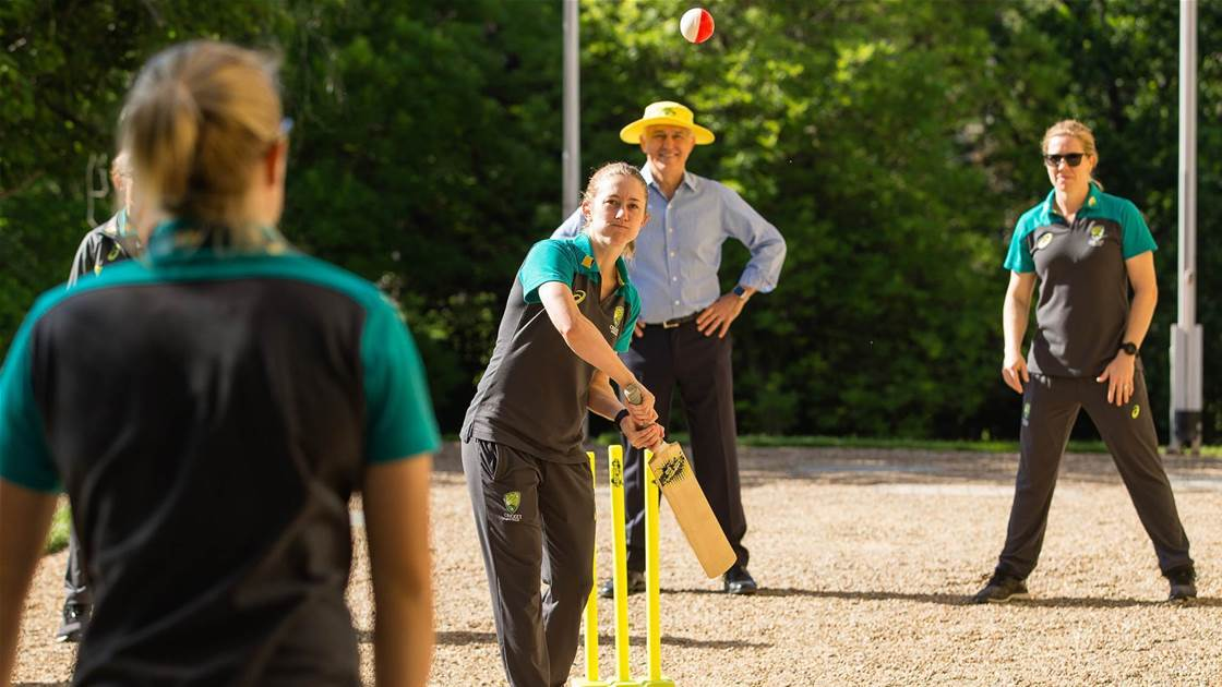Time to prepare for a World T20