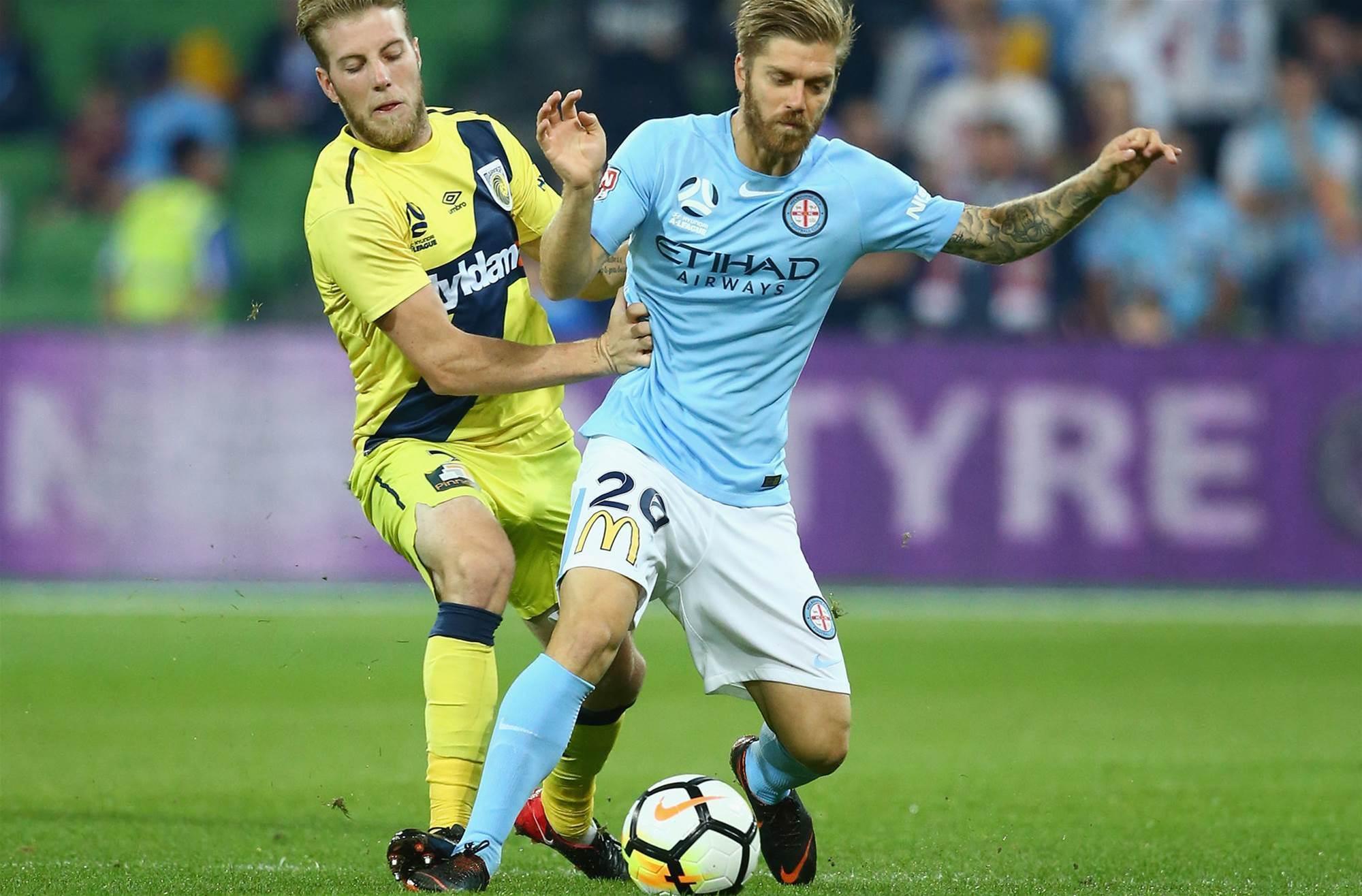 Brattan confident of Melbourne City's title chances after tough win
