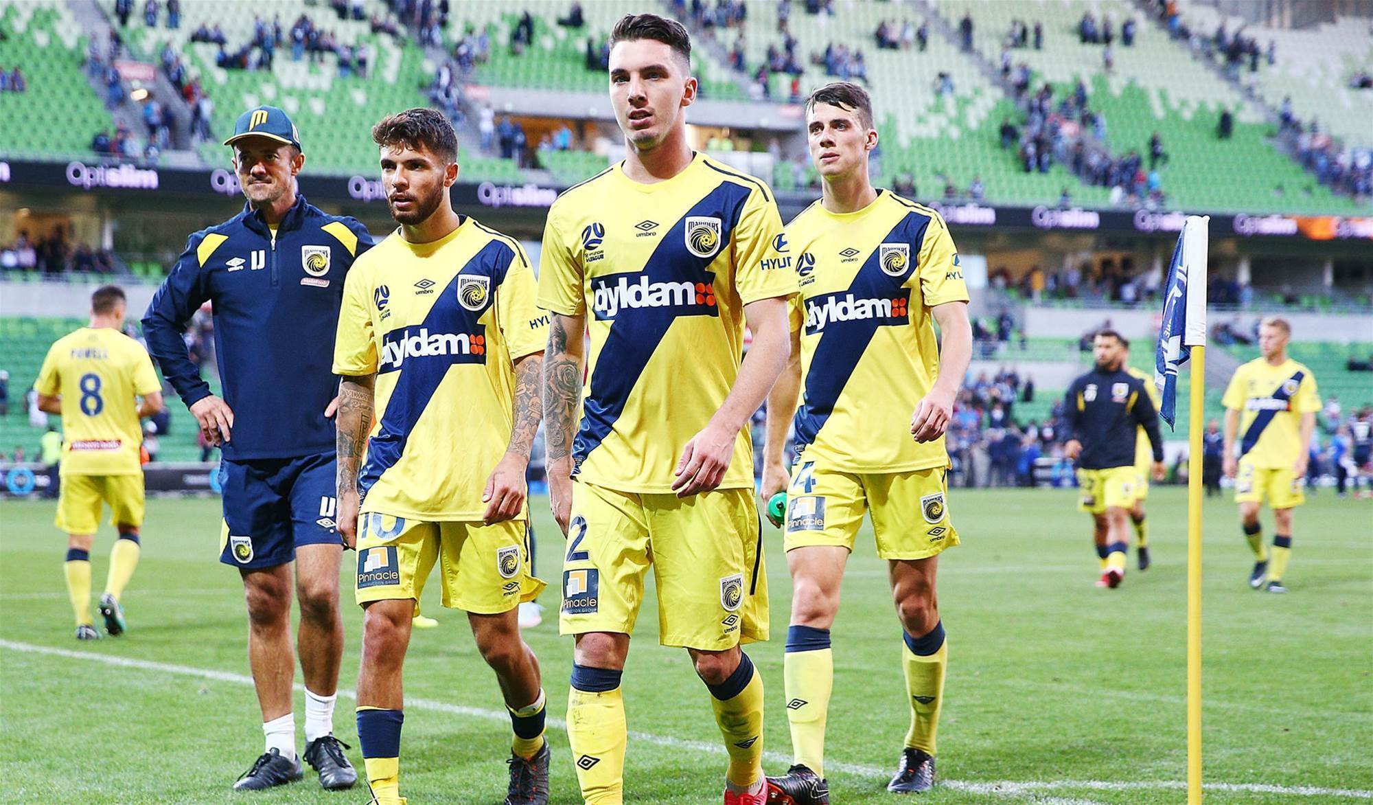 Mariners interim boss quizzed on Roux to Victory rumours