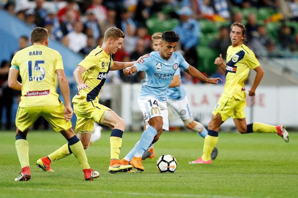 Iran coach: We're following Arzani very closely