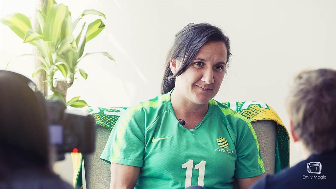 Lisa De Vanna: Five Asian Cups