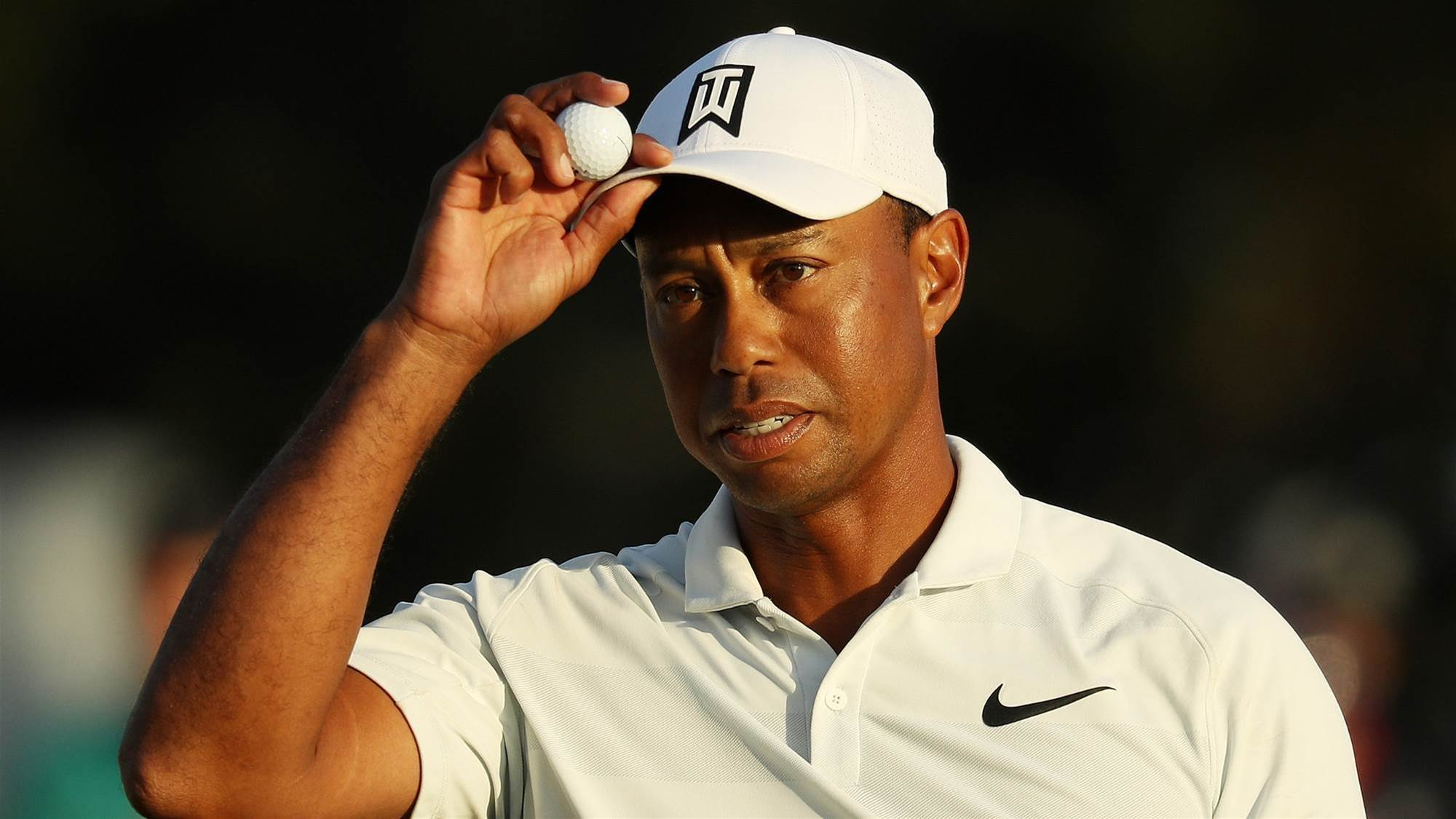 Woods files entry to play US Open in June