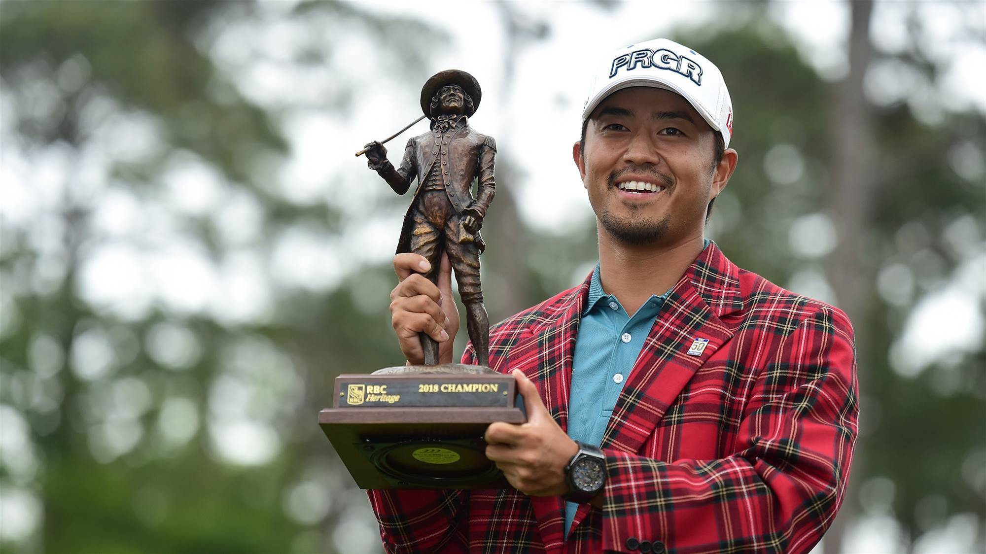 Kodaira claims first PGA Tour win