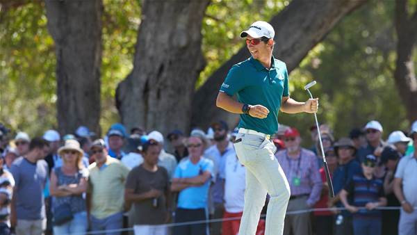 Stars of Australian golf set to blitz Glenelg