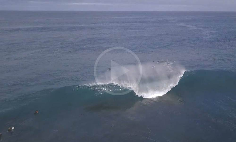 Double Dip – Parko and Jack Robbo at The Box & Jordy Smith at Supertubes