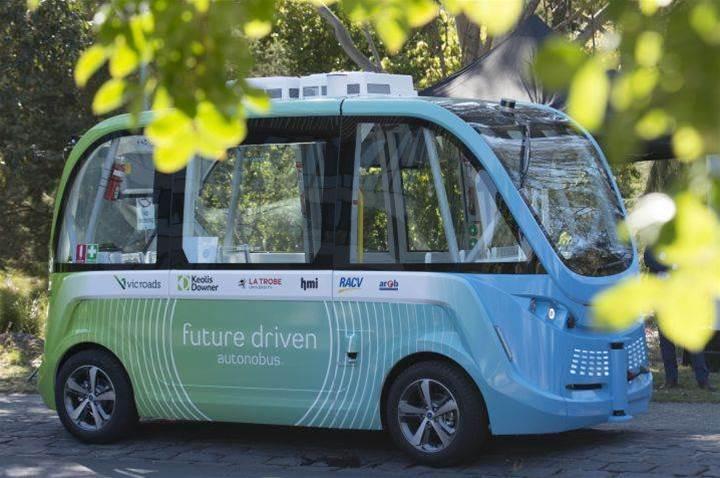 La Trobe to start passenger trials of autonomous shuttle bus
