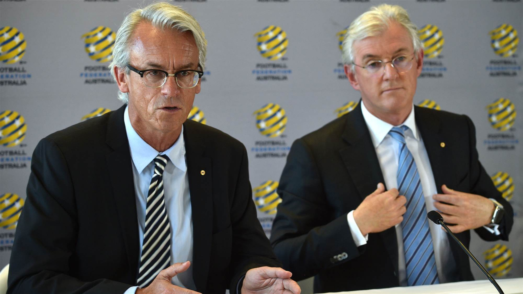 City bosses 'disappointed' by A-League